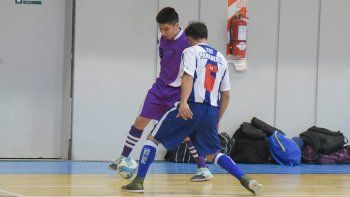 El fútbol de salón de Comodoro Rivadavia continuará esta tarde con una nueva programación.
