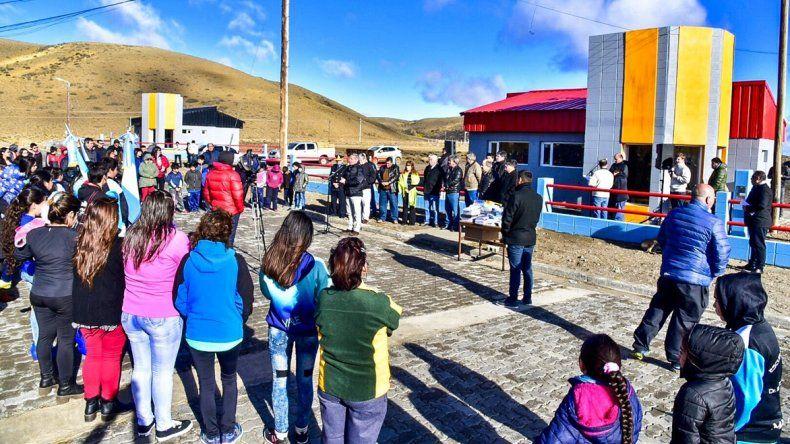 Inauguran un museo y una  biblioteca en Ricardo Rojas