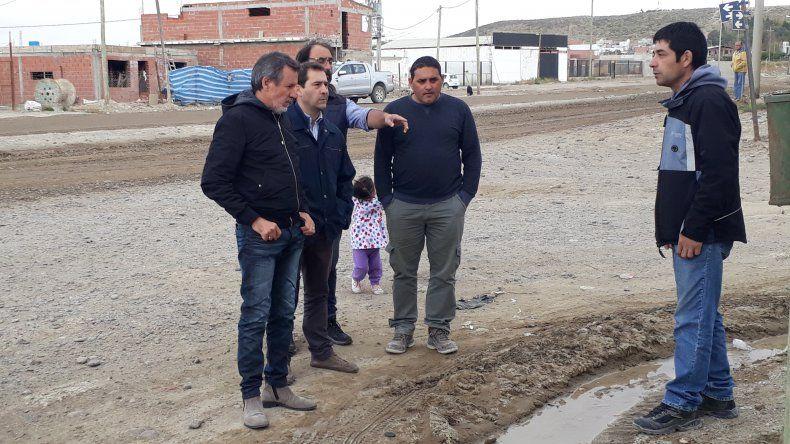 La Universidad realizará estudios en  Cerro Solo frente al avance del salitre