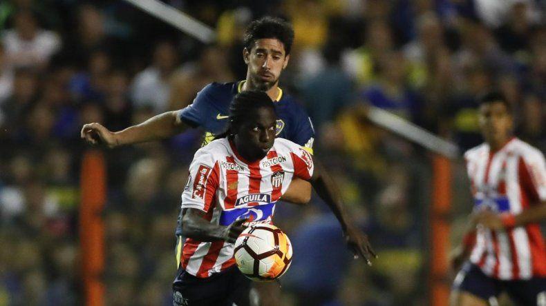 Boca se juega una final en Colombia