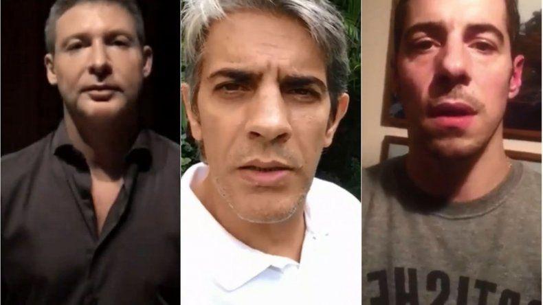 Actores argentinos grabaron un video por la legalización del aborto