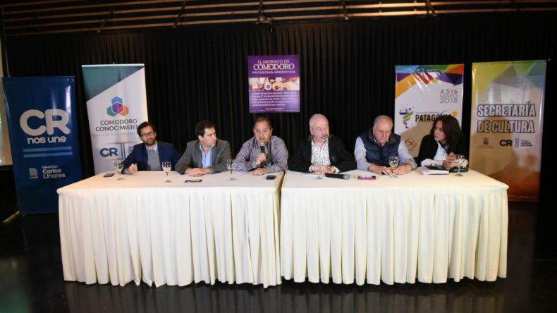 Presentaron el evento turístico-gastronómico Patagonia Viva