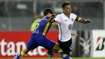 Colo Colo le ganó 2-1 a Delfín de Ecuador por el Grupo B de la Libertadores