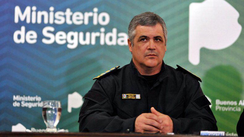 El jefe de la Bonaerense dijo que hay más inseguridad porque la gente no tiene para comer
