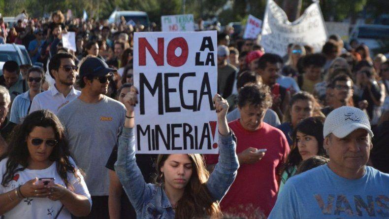 Ingresó a la Legislatura el proyecto de zonificación minera