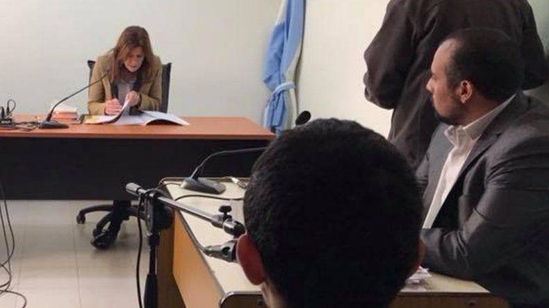Un mes de prisión preventiva para Plumita Maldonado