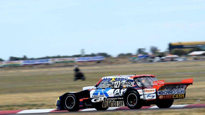Marcelo Agrelo comienza con su Ford la actividad oficial de la quinta fecha del TC Pista.