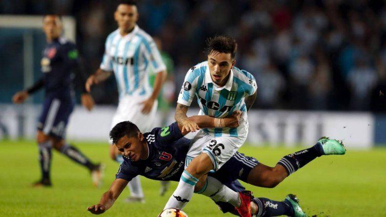 Racing, el primer argentino clasificado a octavos de final