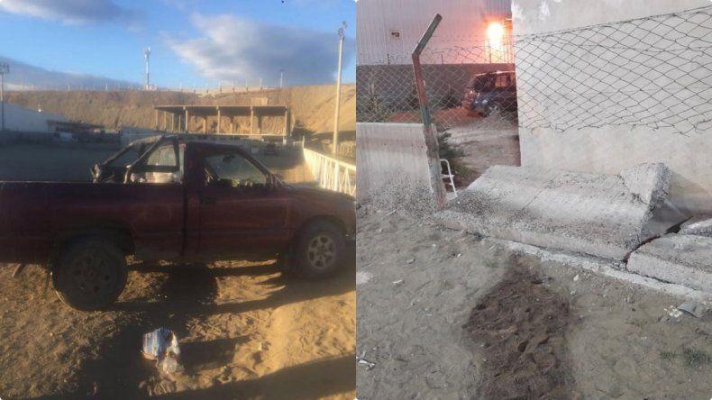 Robos y destrozos en el Club Deportivo Portugués