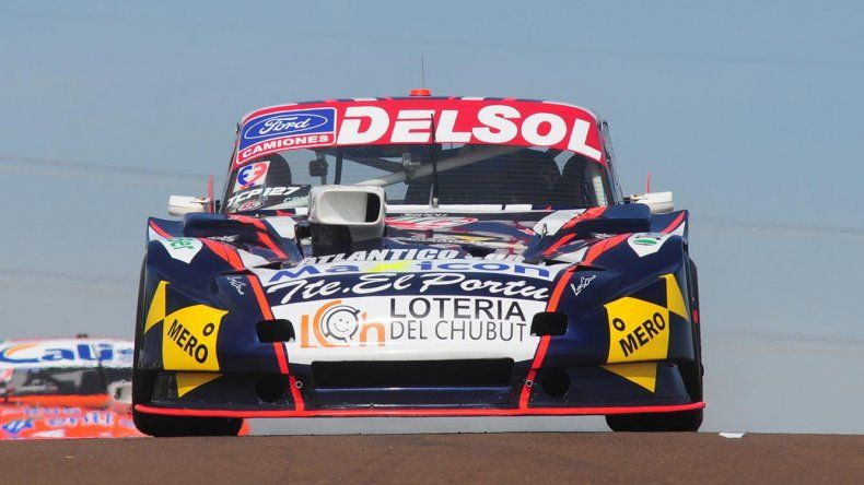 Marcelo Agrelo buscará esta tarde en las series sumar puntos para seguir afianzándose como líder en el campeonato de TC Pista.