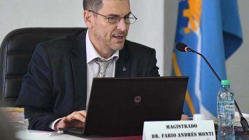 Fabio Monti, el juez que entiende en la causa.