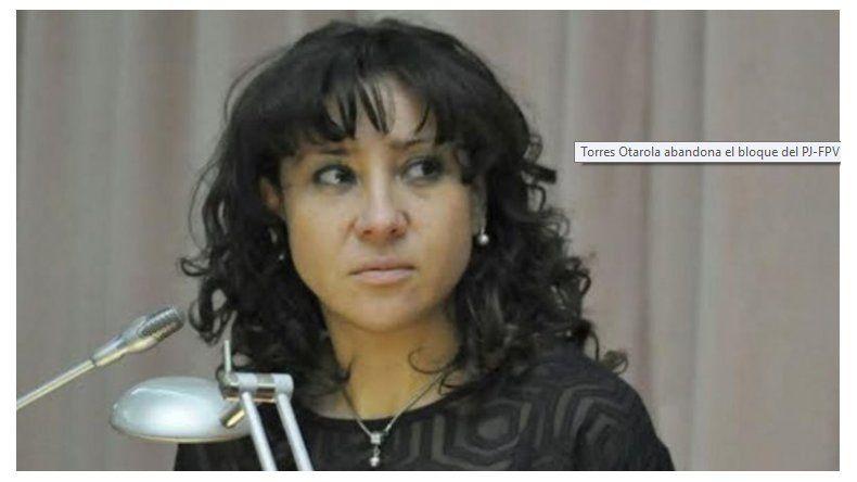 La diputada Torres Otarola pide que  el ISSyS se haga cargo de los seguros