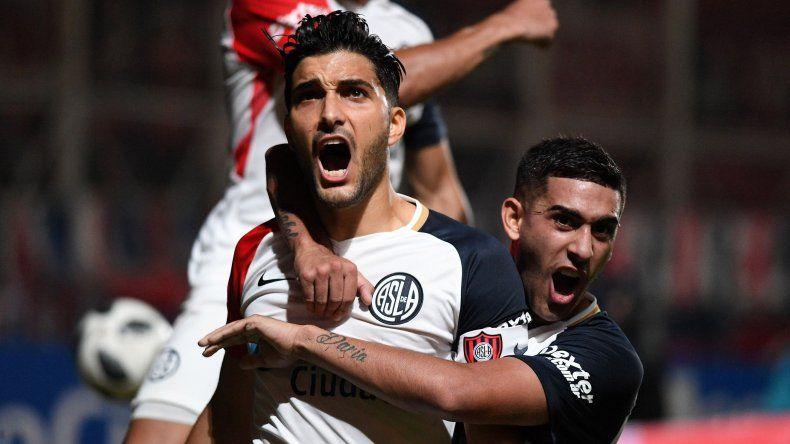 San Lorenzo le ganó a Belgrano y se clasificó a la Libertadores