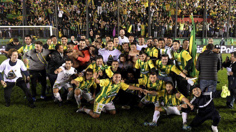 Aldosivi superó a Almagro, salió campeón del Nacional y ascendió a la Superliga