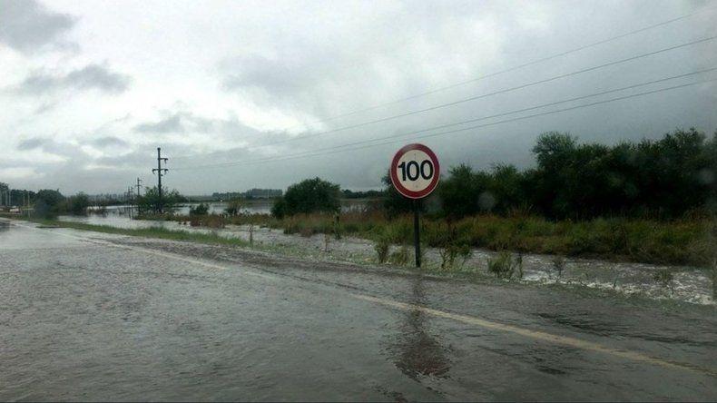 Un temporal dejó un muerto y más de 1600 asistidos en Entre Ríos
