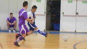 El complejo Huergo será uno de los escenarios esta tarde para la continuidad del torneo Apertura de futsal.