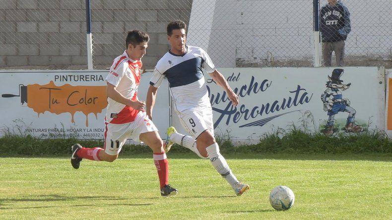 Jorge Newbery le ganó 2-1 al Deportivo Sarmiento por la primera ronda del torneo Inicial A.