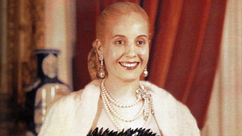 Nuevo aniversario del natalicio de Eva Perón