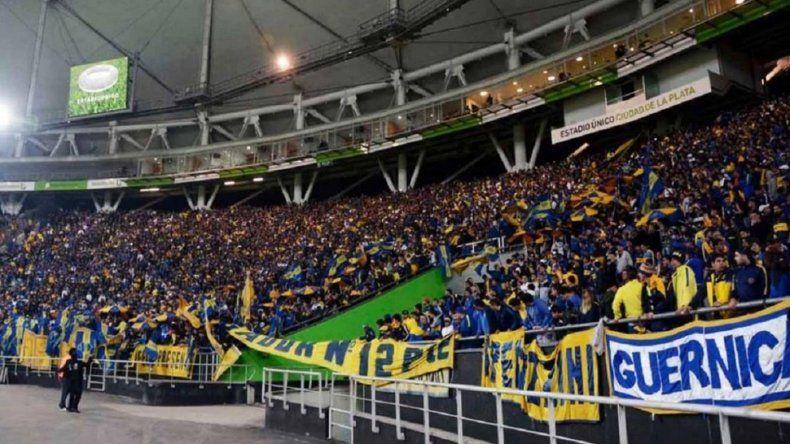Los hinchas de Boca no podrán ir a La Plata el miércoles