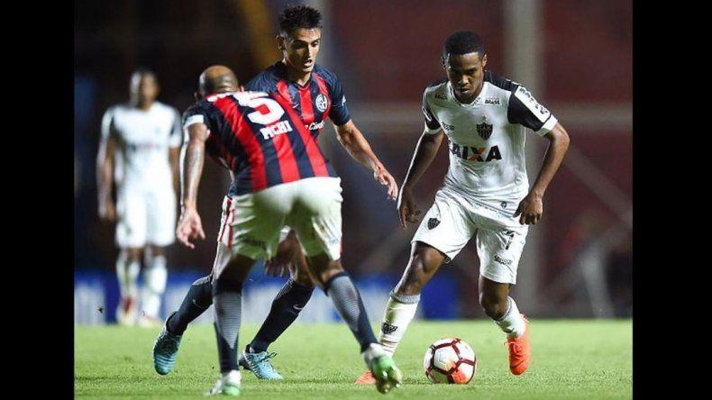 San Lorenzo busca en Brasil avanzar a la segunda fase de la Sudamericana
