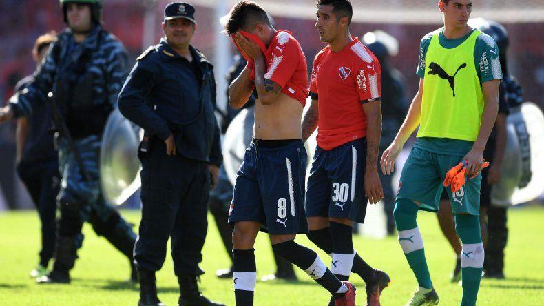 Independiente tenía la victoria pero Gimnasia logró un empate agónico en Avellaneda