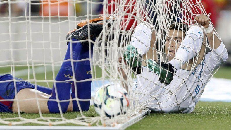 ¿Cristiano Ronaldo llega al final d la Champions?