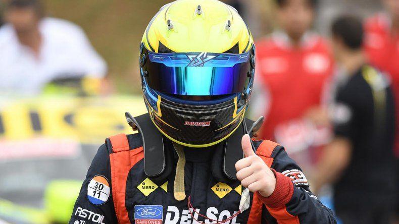 Marcelo Agrelo finalizó noveno en la quinta fecha de la temporada del TC Pista y se mantiene al frente del campeonato.