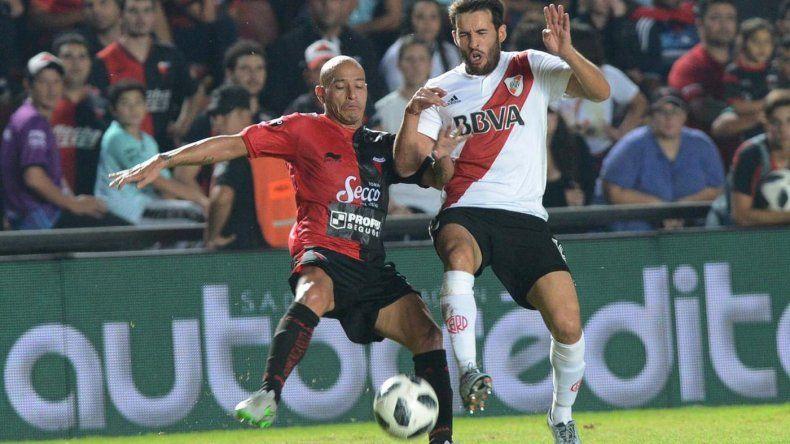 River empató con Colón y se quedó sin Copa Libertadores
