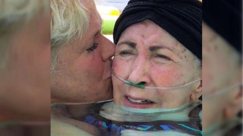 El conmovedor mensaje de Xuxa tras la muerte de su madre