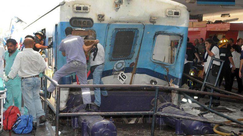 La tragedia de Once ocurrió el 22 de febrero de 2012 y dejó un saldo de 51 muertos.