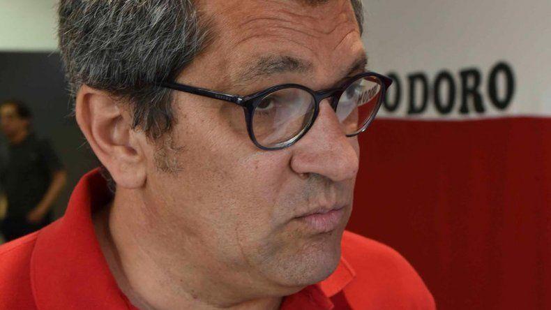 Gastón Acevedo volvió a cuestionar la legalidad del último endeudamiento que solicitó el intendente Linares.