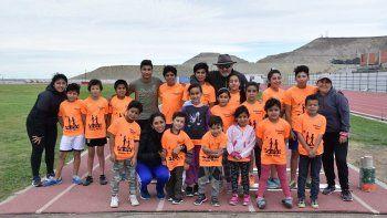 Juegos Comunitarios: Atletismo y Rugby siguen con sus prácticas