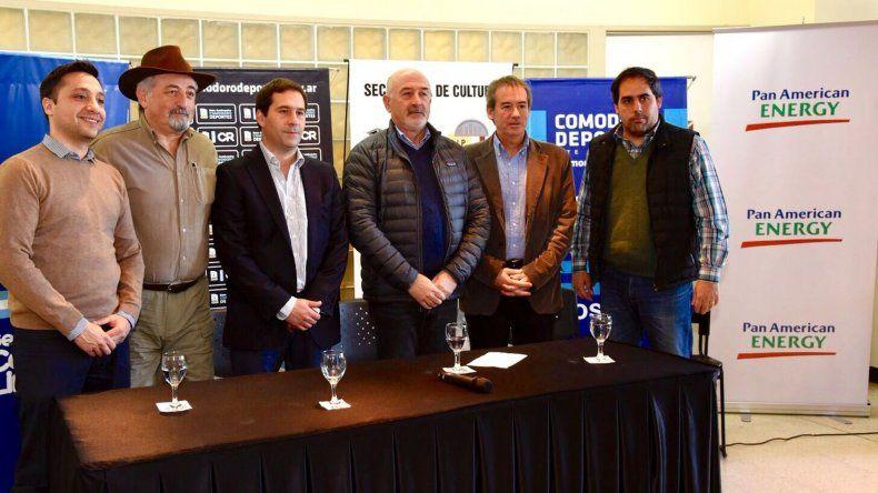 Profesionales de Comodoro Deportes se capacitarán en prevención de adicciones