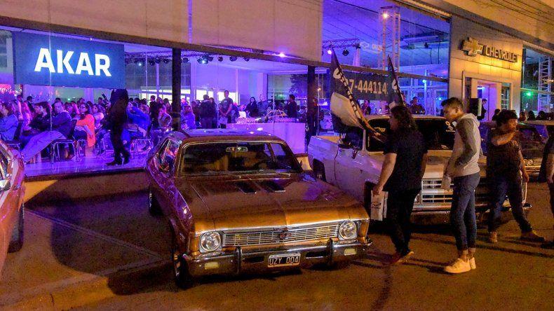 Akar Automotores agasajó a sus clientes en una gran fiesta de 122 adjudicaciones