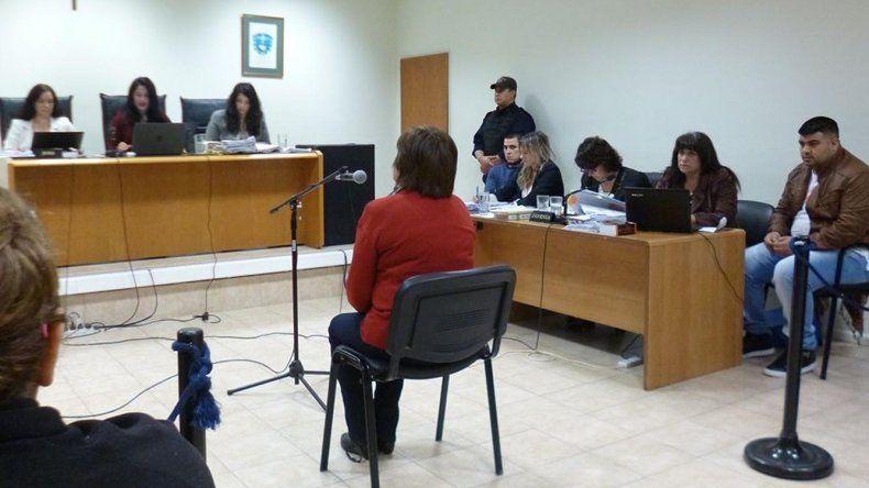 La de ayer fue la sexta jornada del juicio.