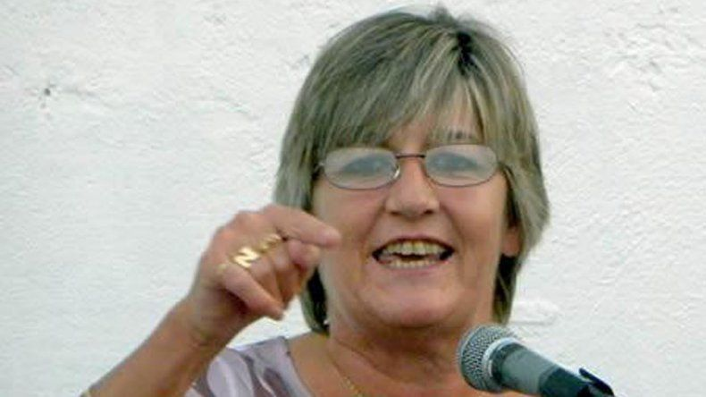 Nancy González (Partido Justicialista).