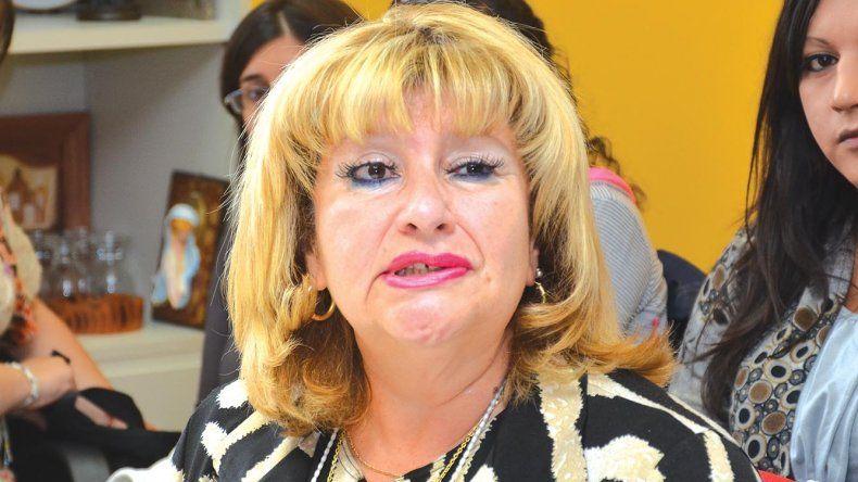 Ana Llanos (Partido Justicialista).