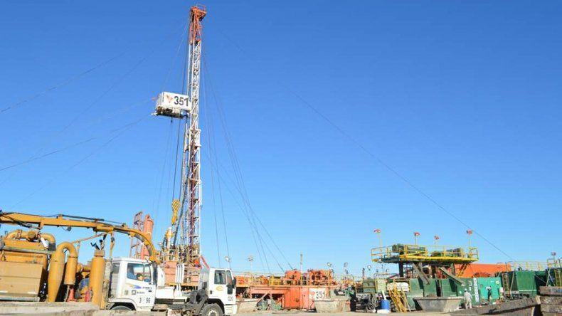 El paro impacta en todos los yacimientos donde presta servicios San Antonio.