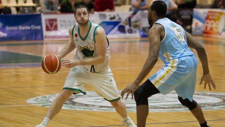 Juan Manuel Rivero es uno de los jugadores clave de Gimnasia.