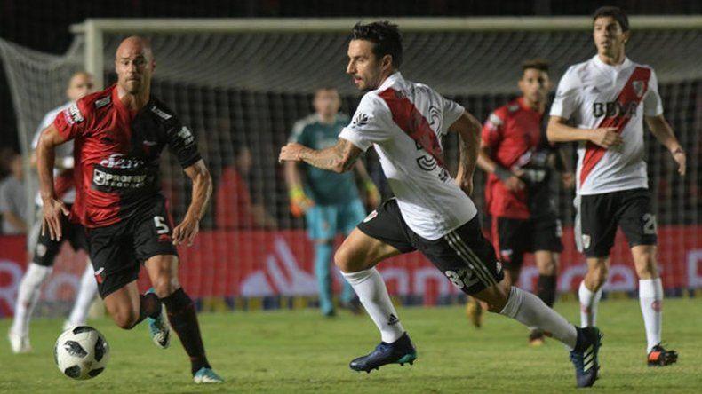River empató con Colón y se le esfumó la chance de ir a la Copa Libertadores 2019.