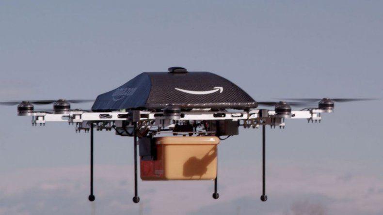 Aprobaron los drones comerciales de Apple, Intel y Uber, pero Amazon quedó fuera