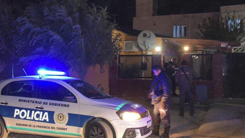 Laprida se vio conmocionada hace una semana con el homicidio de Cristian Rivera.