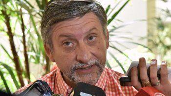 Sergio Mammarelli dejó el Gobierno de Chubut.