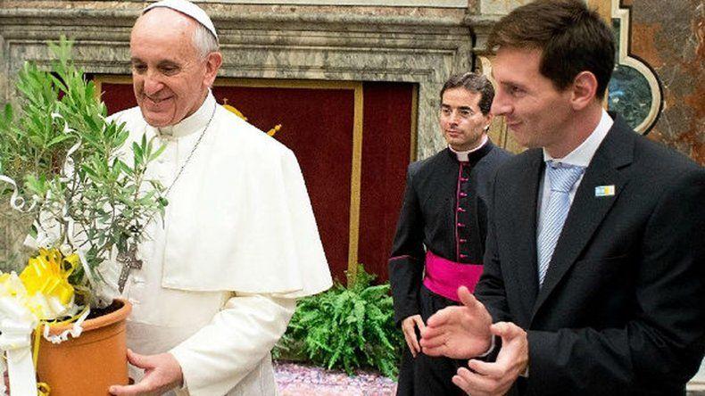 El Papa Francisco recibirá al seleccionado argentino antes de Rusia