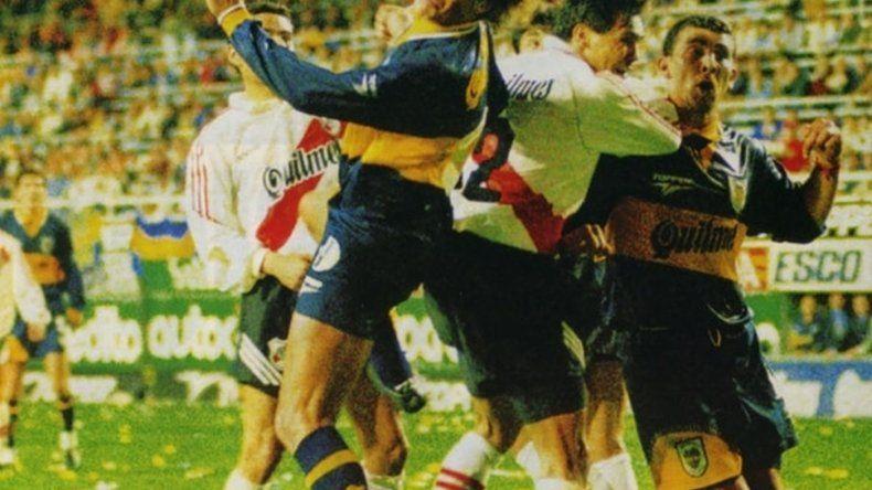 Falleció Hugo Romeo Guerra, recordado en Boca por el gol a River con la nuca