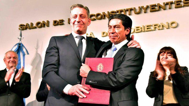 Asumió Walter Toro como director de Protocolo y Ceremonial