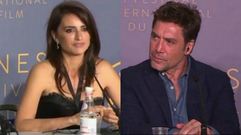 El enojo de Javier Bardem con un periodista por una pregunta sobre Penélope Cruz