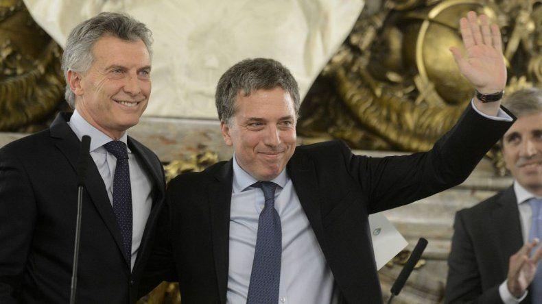 Macri y Dujovne se reunieron tras el inicio del diálogo con el FMI