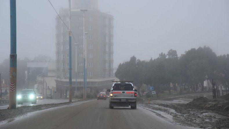 El INTA lanzó un alerta por lluvias para Comodoro Rivadavia