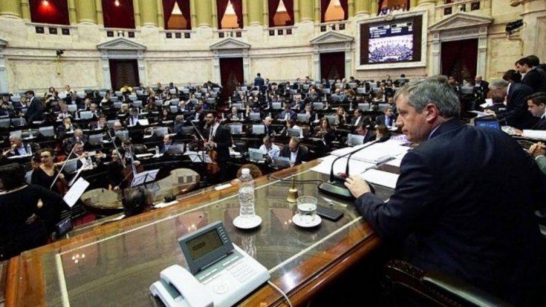 El miércoles la Cámara de Diputados aprobó el proyecto que ahora fue girado al Senado.